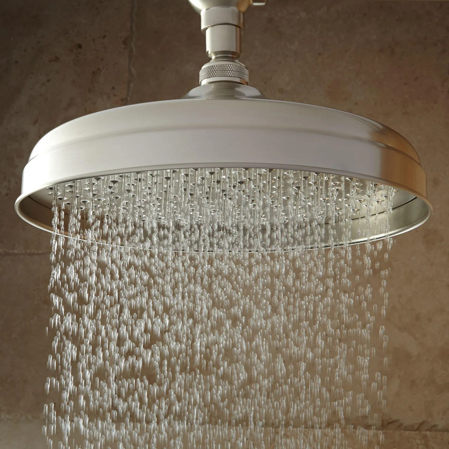 Lambert Rainfall Shower Head Bathroom