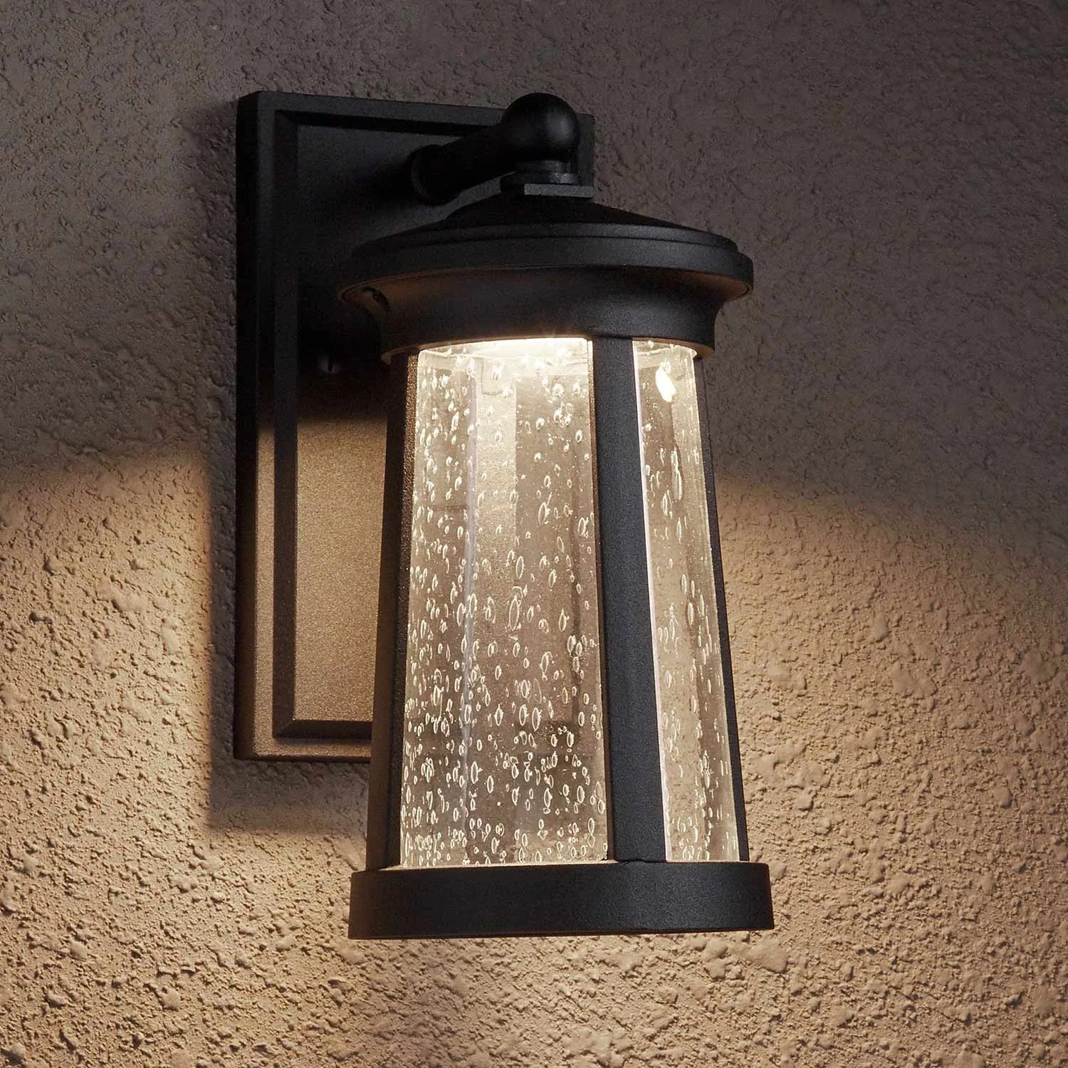 Woodberry Outdoor Entrance LED Wall Sconce - Outdoor ... on Led Sconce Lighting id=73708