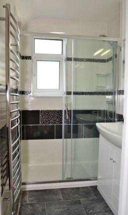 Shower Room Makeover - Eden Road 4