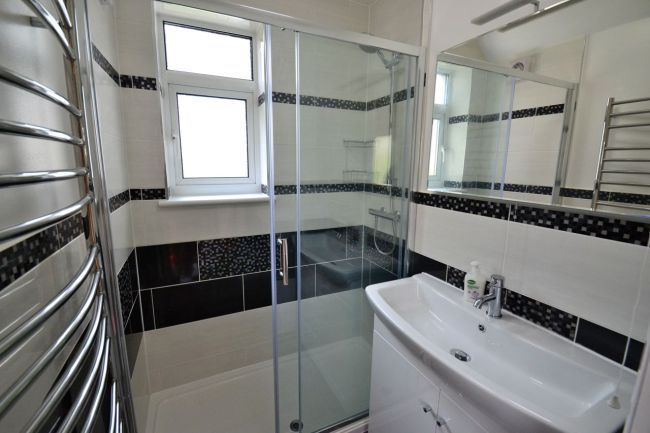 Shower Room Makeover - Eden Road 2