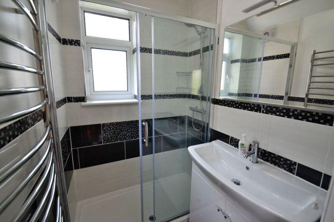 Shower Room Makeover - Eden Road 2