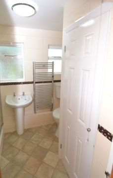 Bathroom Makeover with knock through - Helder Street 3