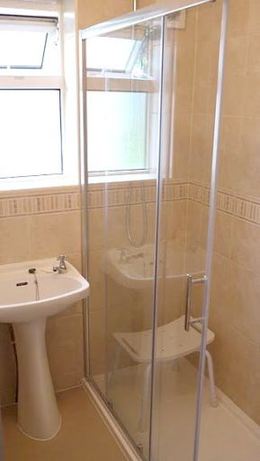 Shower Room Installation - Whitefield Avenue 3
