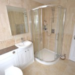 Fitted Bathroom with knock through in Banstead – Court Road