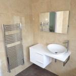 Beautiful Minimalistic Fitted Bathroom – Marlpit Lane
