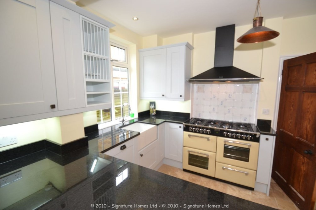 Bespoke Kitchen Makeover - Painted Ash Collection - Tollers Lane 3