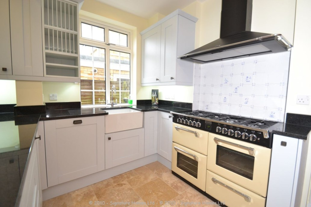 Bespoke Kitchen Makeover - Painted Ash Collection - Tollers Lane 1