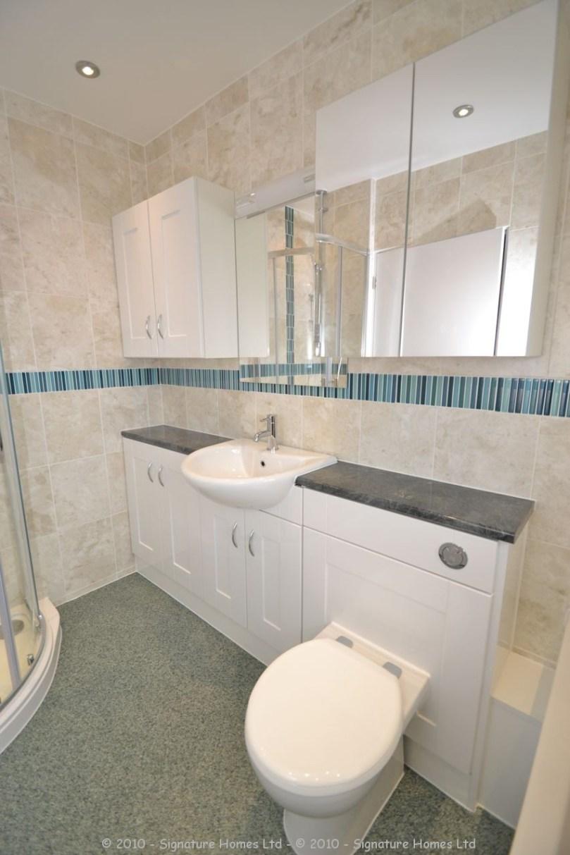 Bathroom Knock Through - Epsom Downs 6