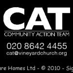 CAT – Community in Action Team