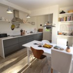 Kitchen Makeover Coulsdon – Grey Handleless