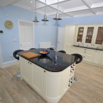 New Single Story Side Kitchen Extension