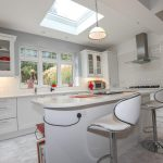 Kitchen Extension – Legno White