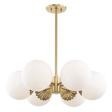 9 light chandelier 608q3dc