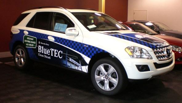 Blue Tec Clean Diesel