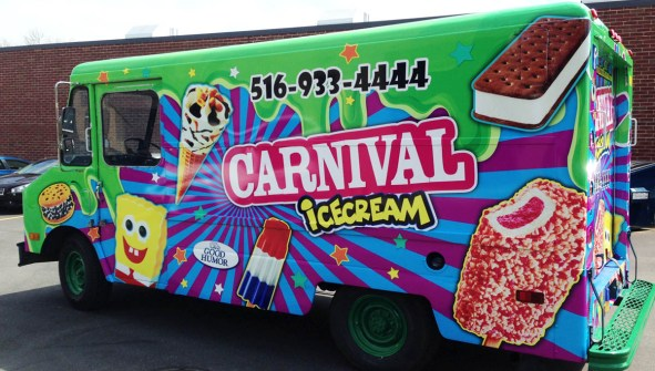 Carnival Ice Cream