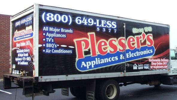 Plessers Appliances & Electronics