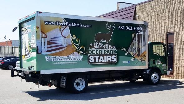 Deerpark Stairs