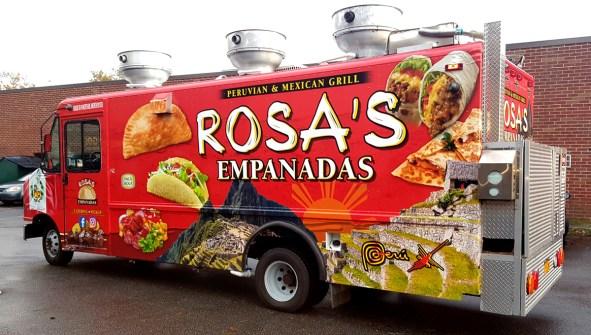 Rosa's Empanadas
