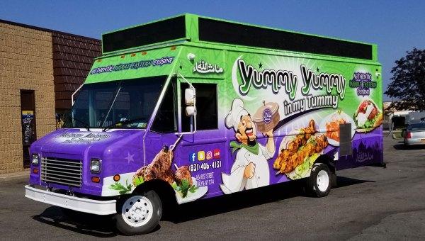 Yummy Yummy Food Truck