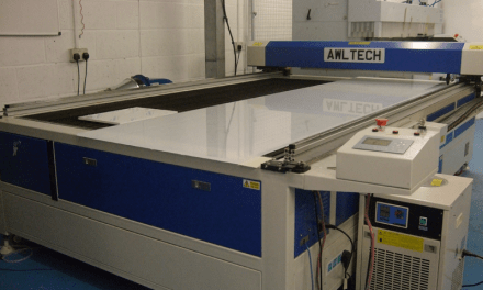 New laser cutting facility from Awltech