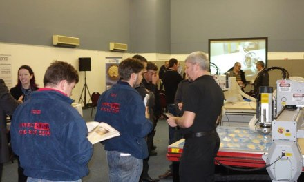 AXYZ Open Day event a huge success