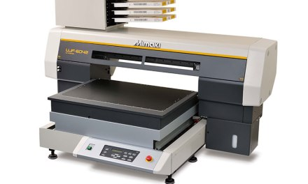 Mimaki scoops second award
