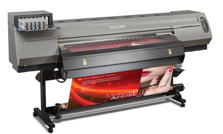 Eco-friendly options from Ricoh