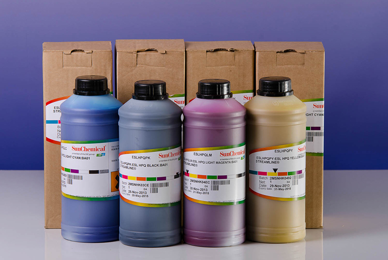 Sun Chemical introduces soft signage ink