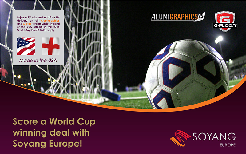 Score a winning deal with Soyang's World Cup Offer   Sign