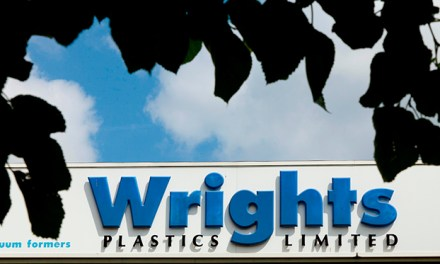 Wrights announces spectacular growth