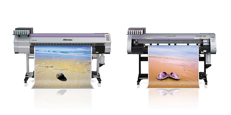 There's never been a better time to buy a Mimaki!