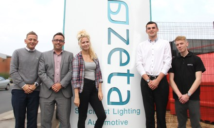 Zeta Specialist Lighting strengthens team