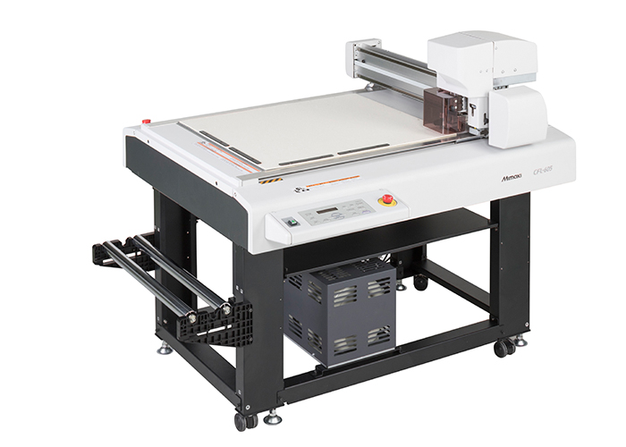 See the new Mimaki CFL605RT flatbed cutter at i-Sub