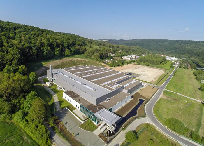 ATP opens new factory