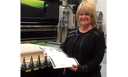 Gillian Allen joins Complete CNC Solutions