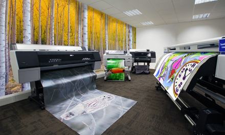 Colourbyte pairs with Epson at The Print Show