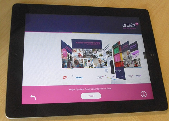 Antalis launches new product app DocuCloud