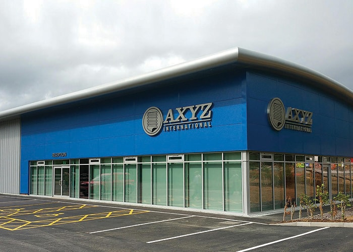 AXYZ International relocates to Telford