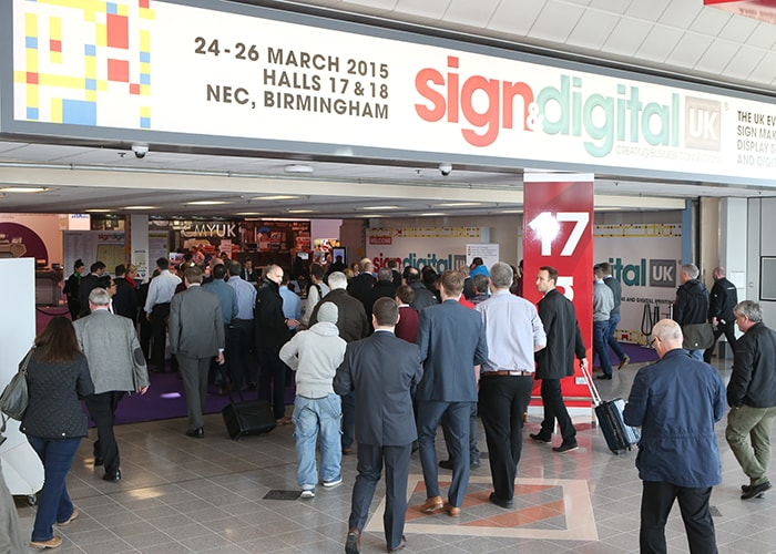 Sign & Digital UK surpasses visitors' expectations