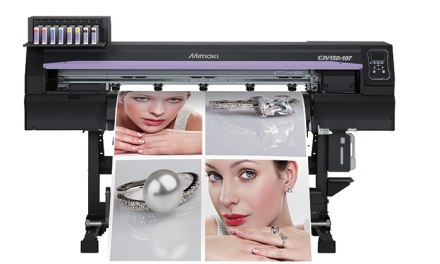 Celebrate the New Year with a Mimaki
