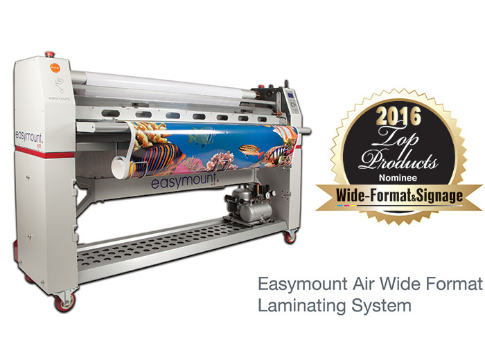 Easymount Air Nominated for US award