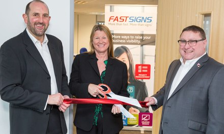 Changes at FASTSIGNS International