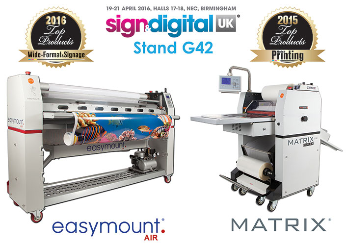 easymount_air_matrix_laminators_top_product_awards_sign_digital_uk_2016