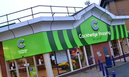A colourful facelift for Cockhedge