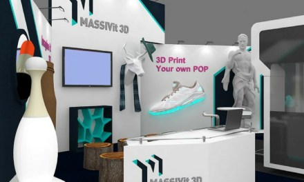 See Massivit 3D at Euroshop