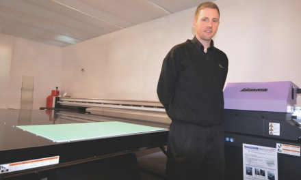Mimaki's JFX200 streamlines production