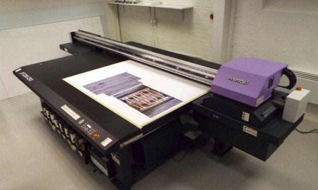 Mimaki's JFX200 outperforms everything!