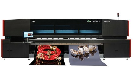 EFI introduces two new VUTEk LED printers