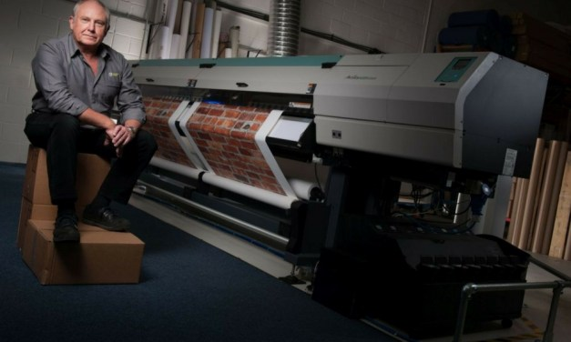 Graphics Works boosts production with the Acuity LED 3200R