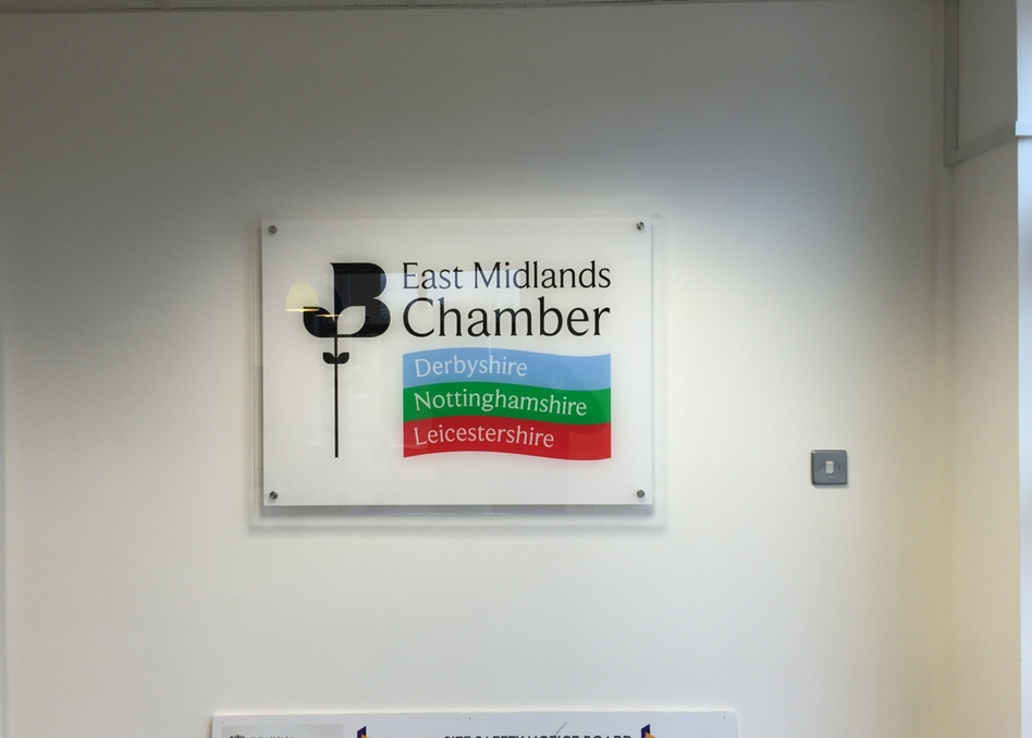 east midlands chamber interior signs express